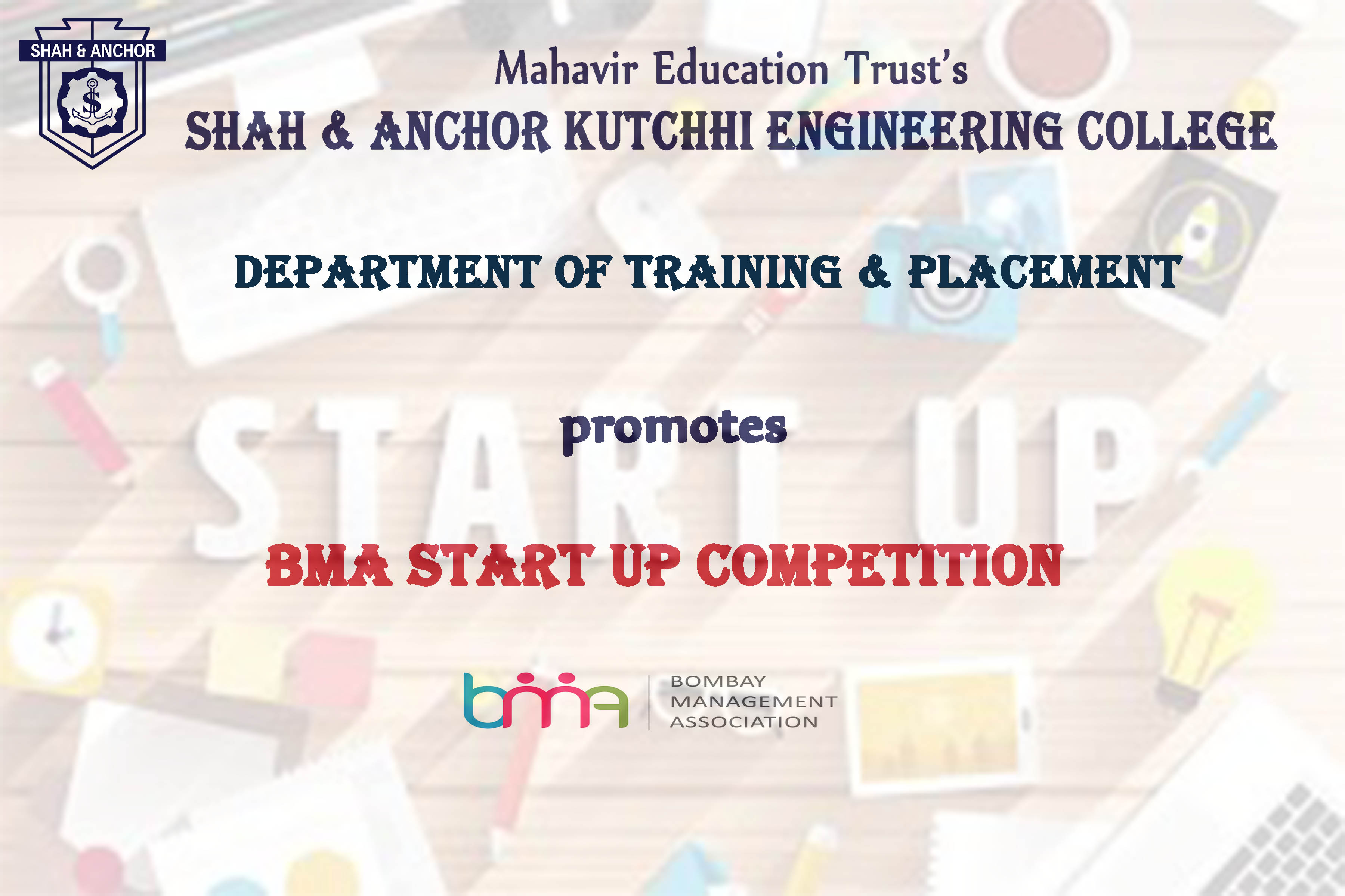 BMA Startup Competition
