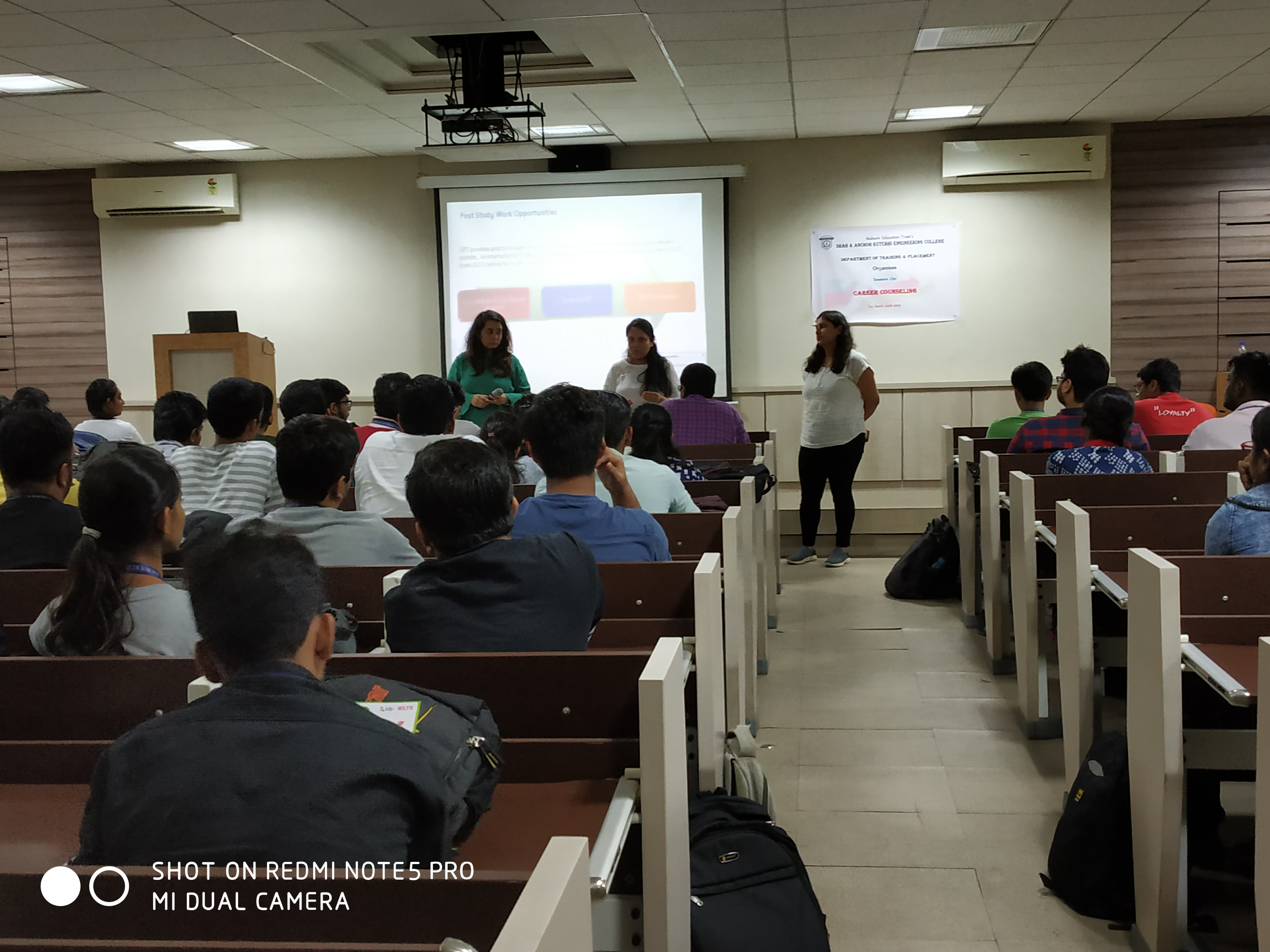 Career Guidance and Counseling Session