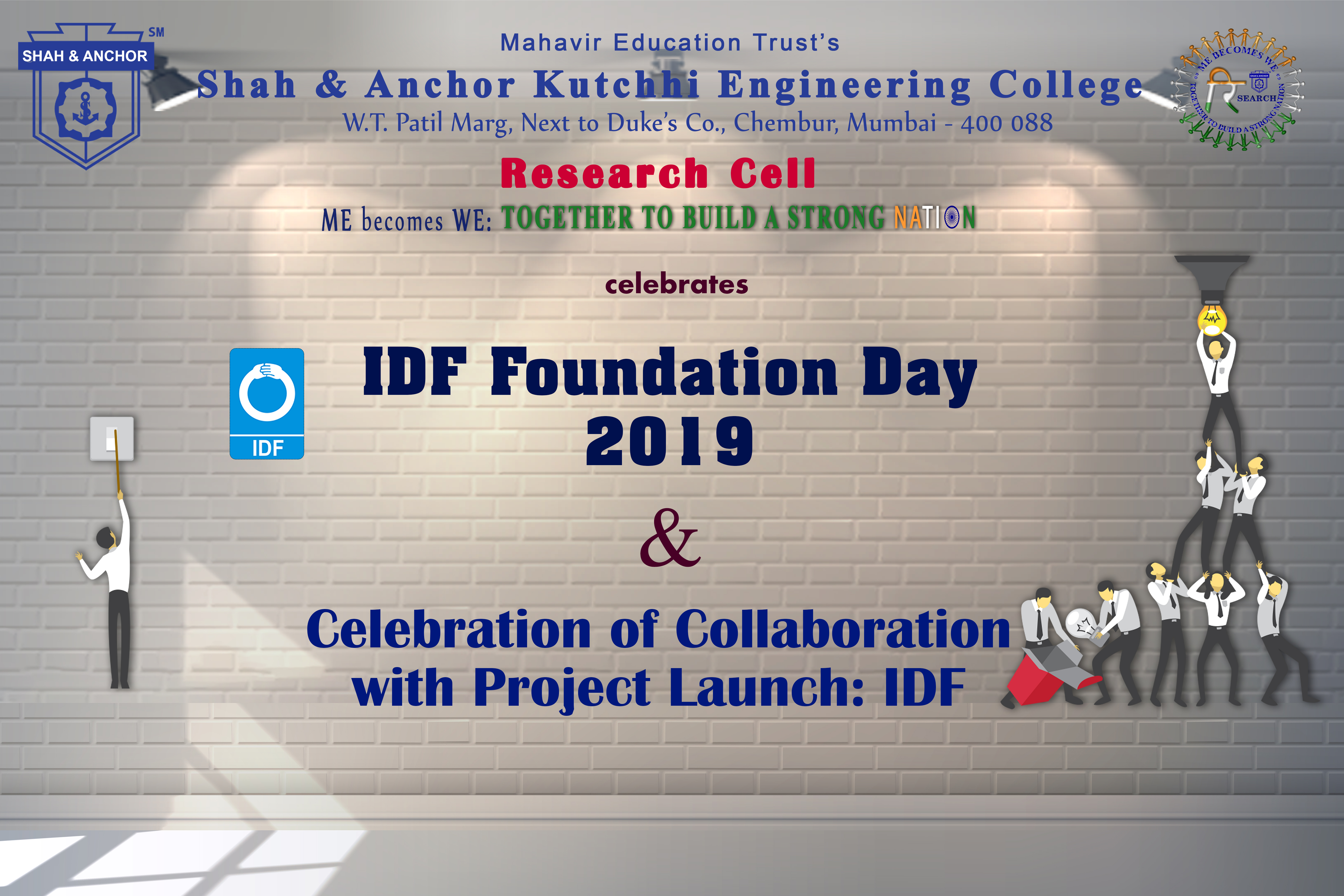 Indian Development Foundation Day 2019