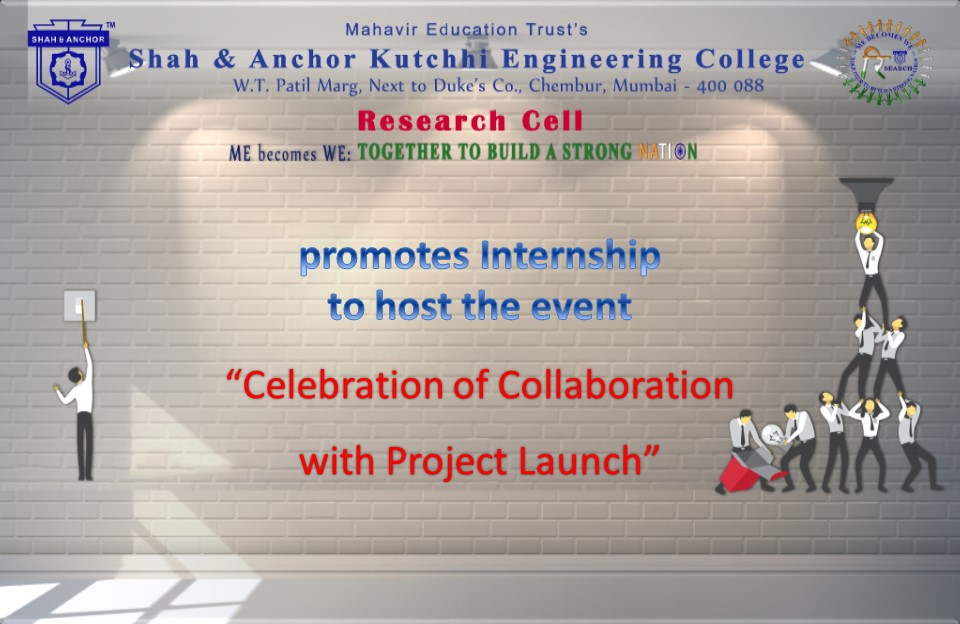 Opportunity to become Research Intern with Research Cell SAKEC