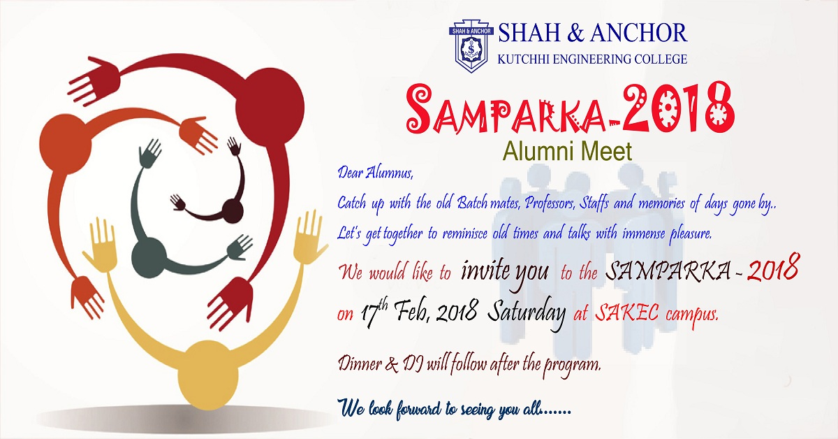 Alumni Meet - SAMPARKA 2018