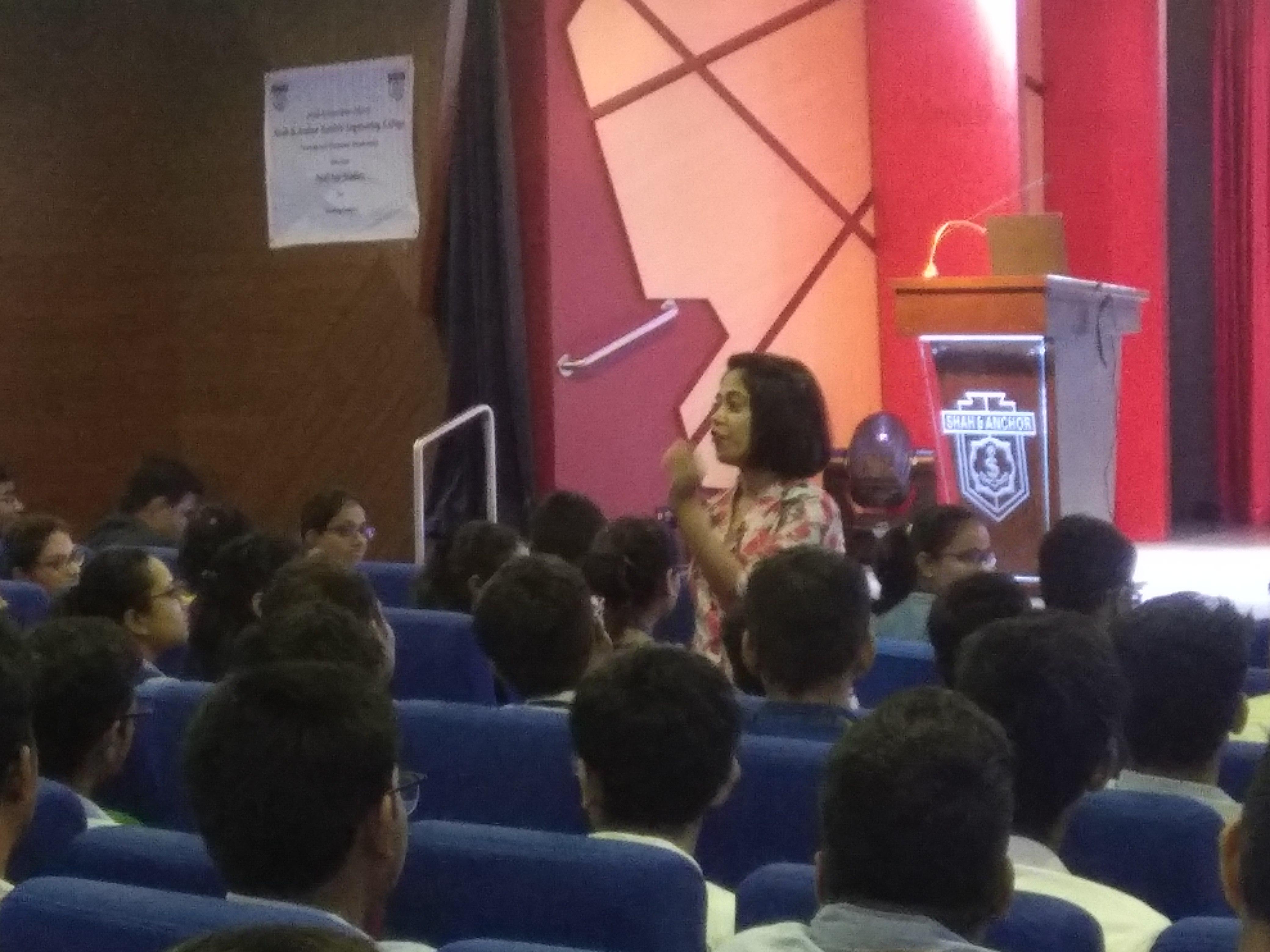 Personality Development and Soft Skills Workshop