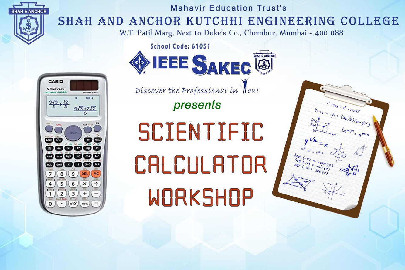 Scientific Calculator Workshop