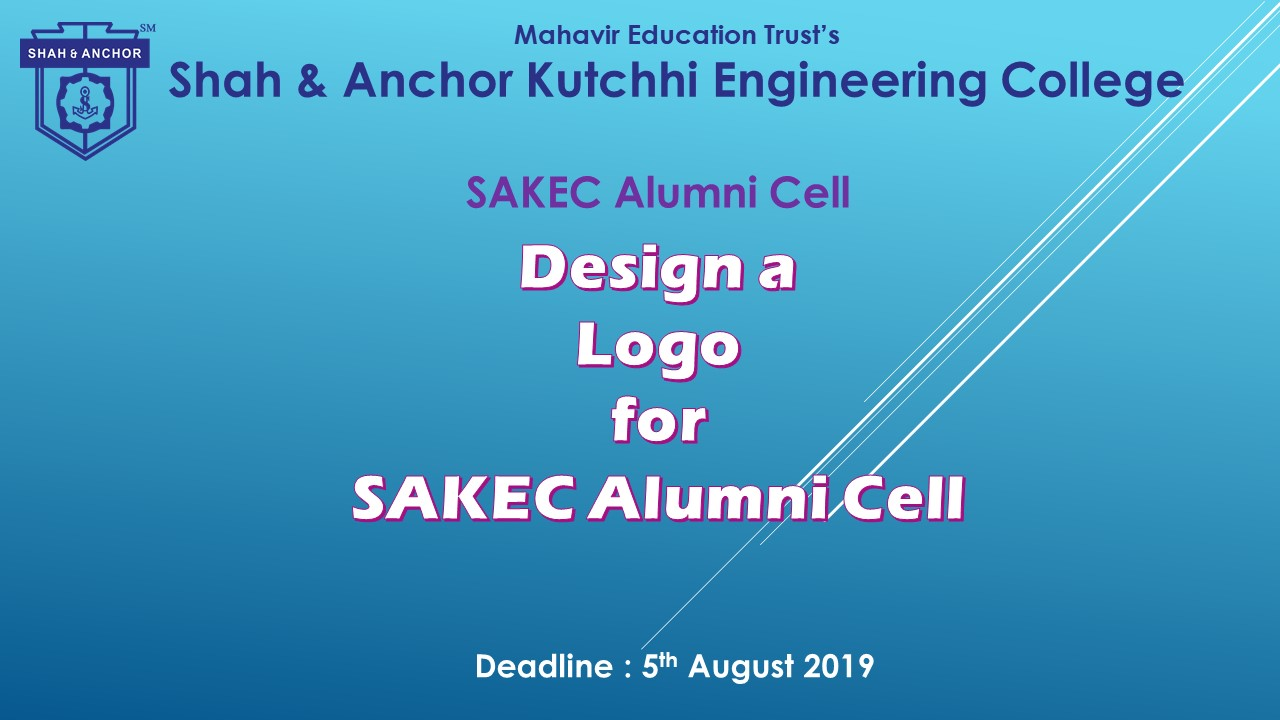 SAKEC Alumni Cell Logo Design Contest