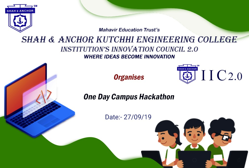Campus Hackathon by IIC 2.0