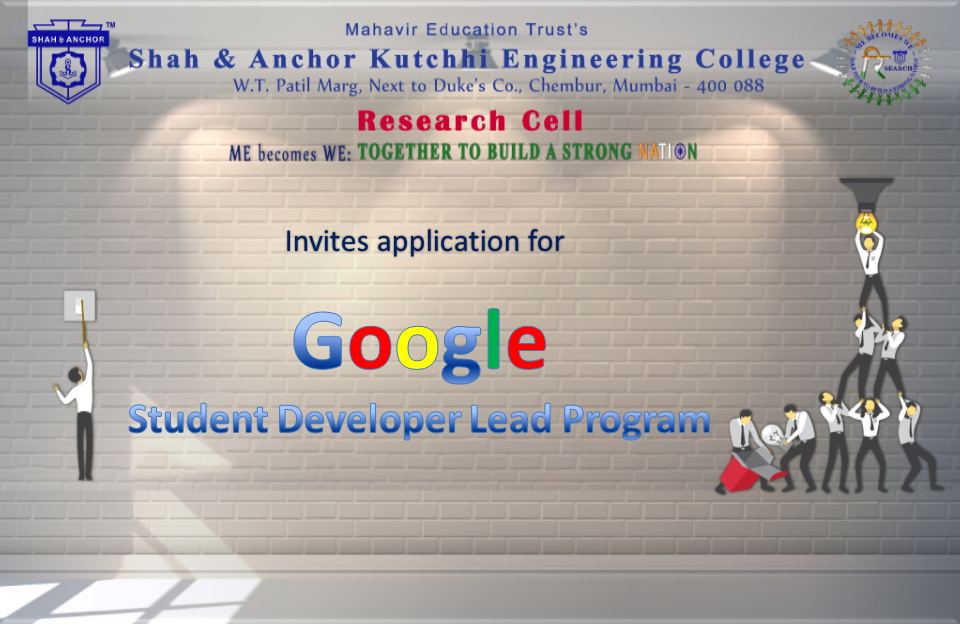 Google's Developer Student Club Lead Program