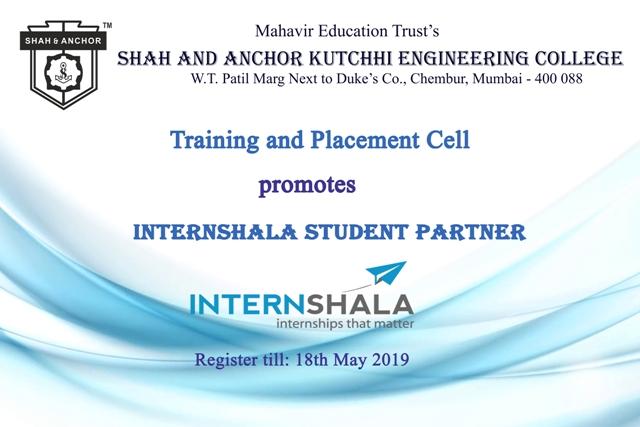 Internshala Student Partner
