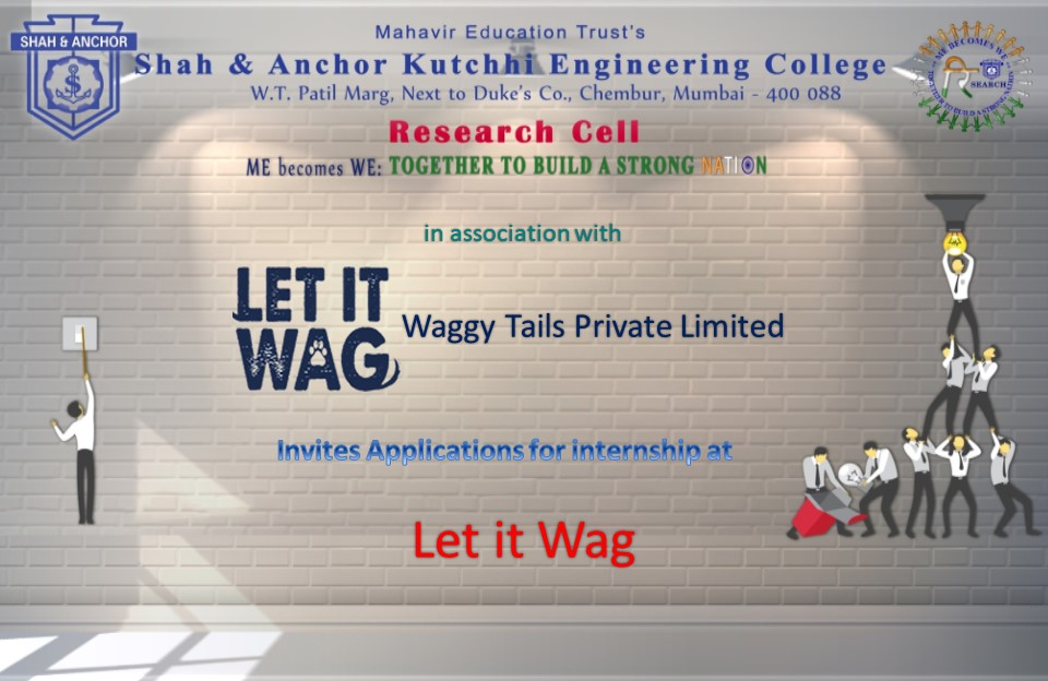 Internship at WAGGY TAILS PRIVATE LIMITED