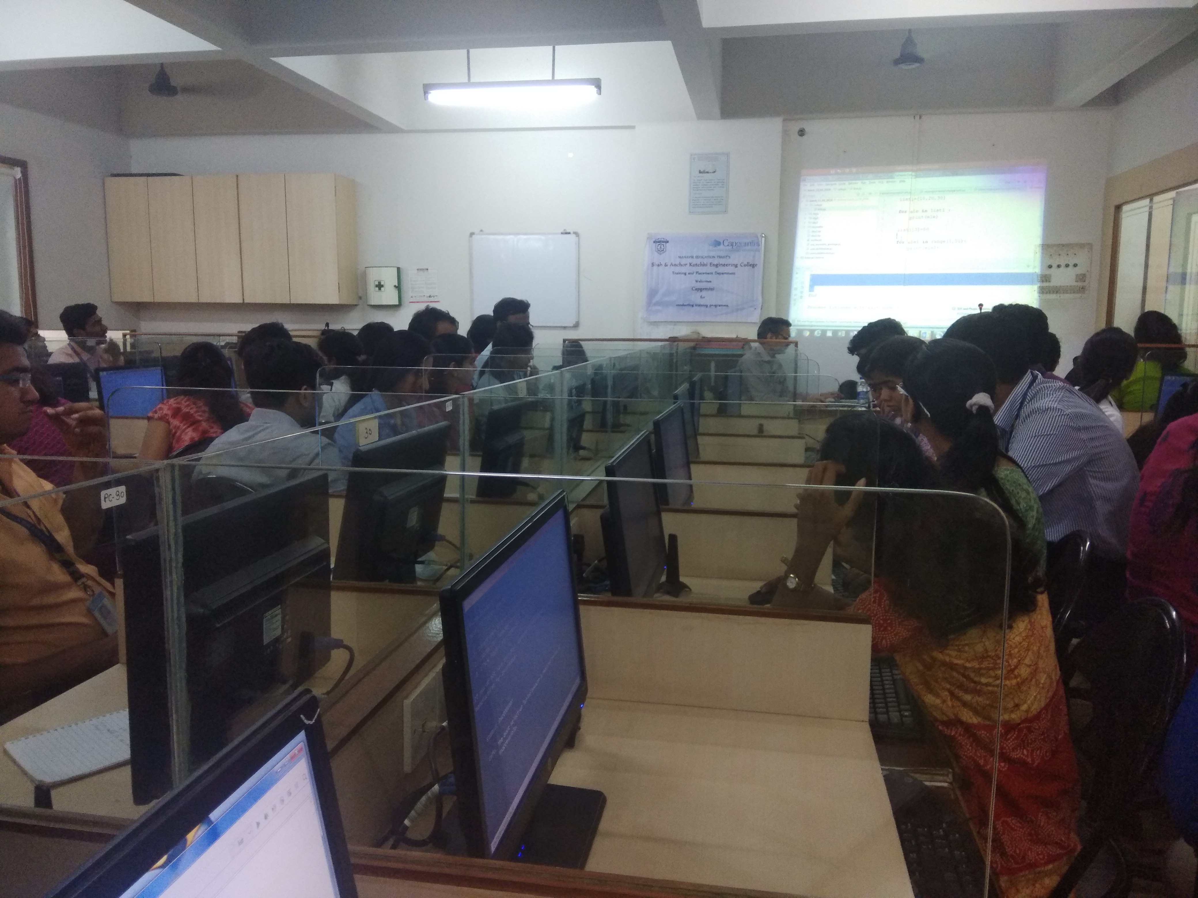 Hands on session on Python