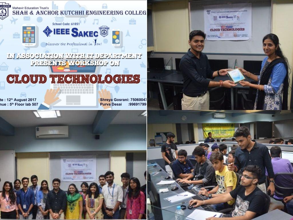 "Workshop on Cloud Technologies"""
