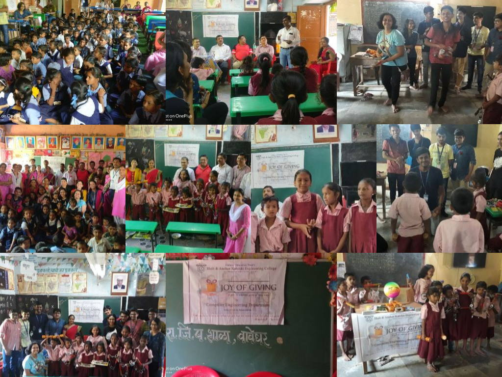 CSR Activity by SAKEC-Computer Department