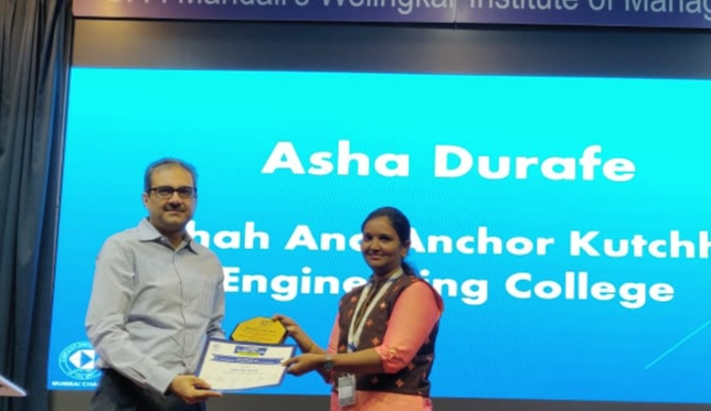 Best Research Project Award