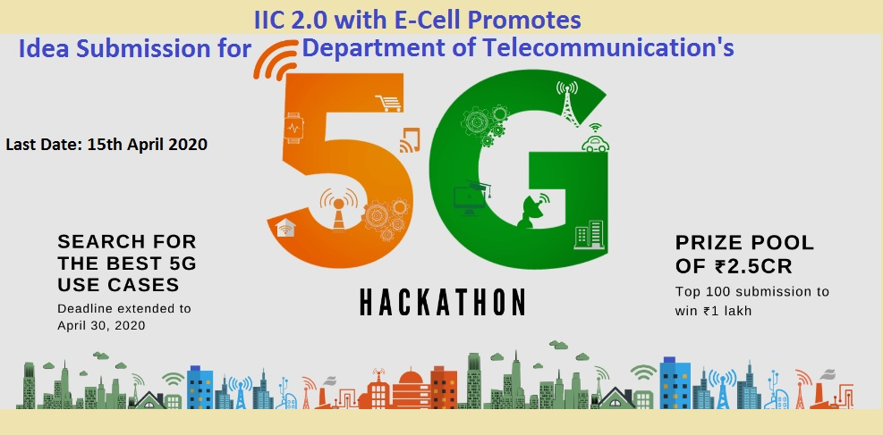 Campus Hackathon by IIC 2.0