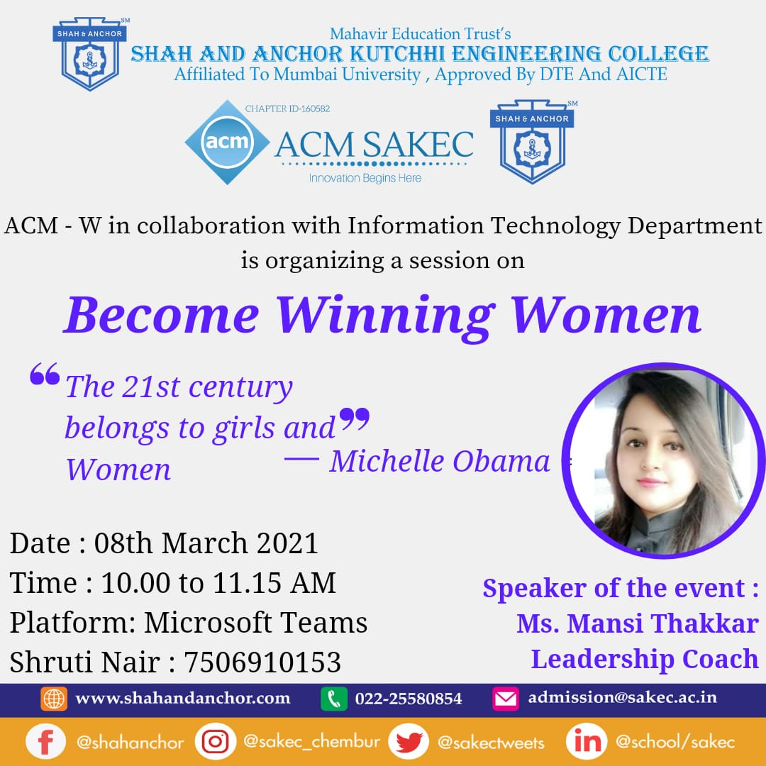 Become Winning Women