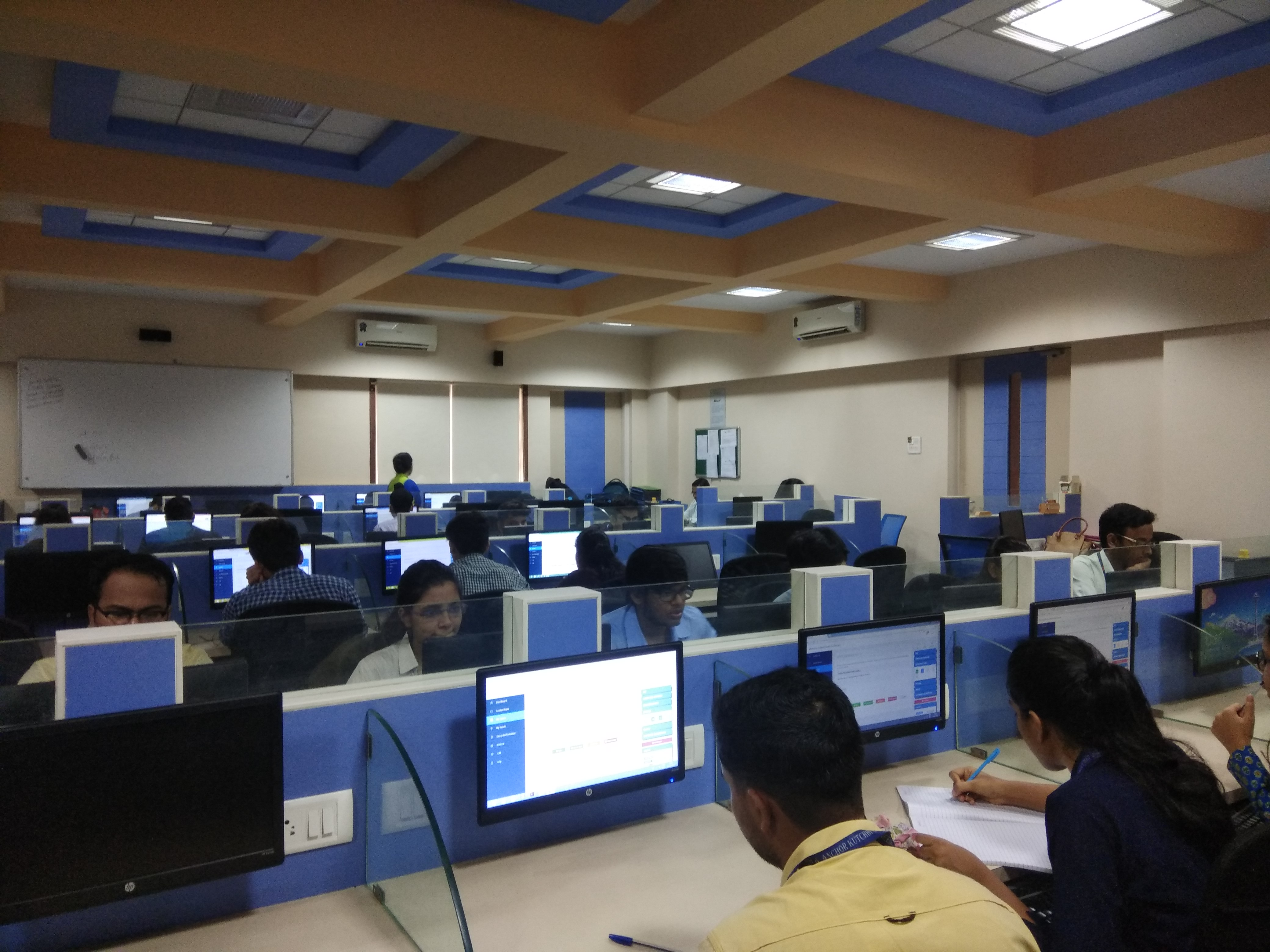 Aptitude Training Session and Online Mock Test