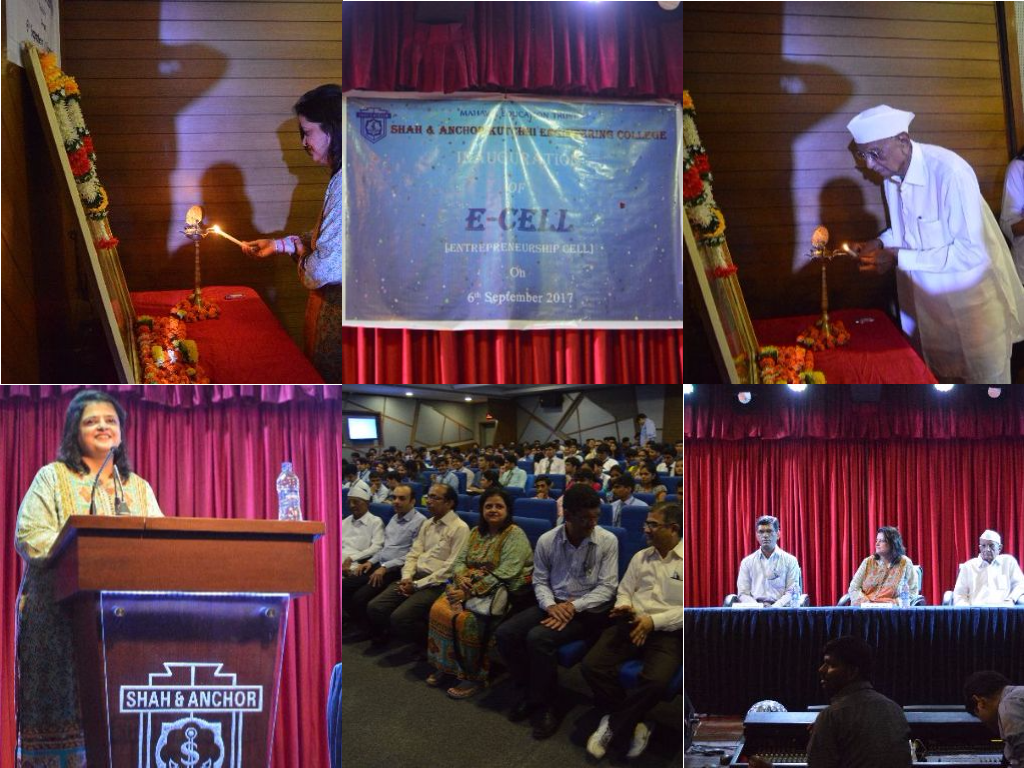 Ecell Inauguration Ceremony