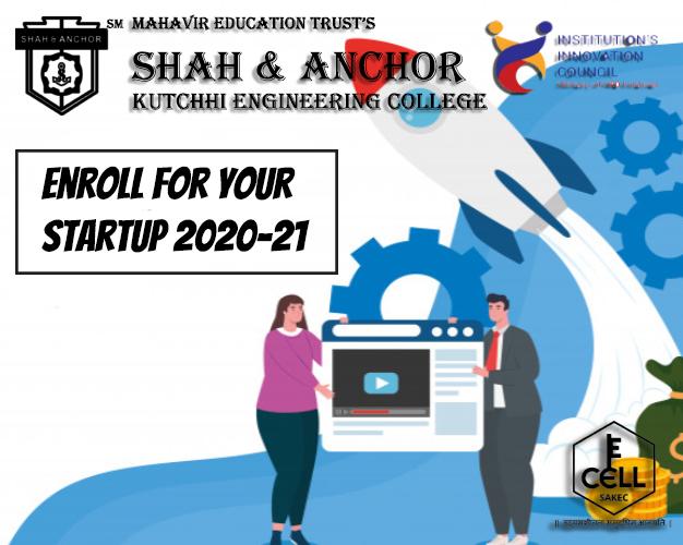 Start Up 2020-21