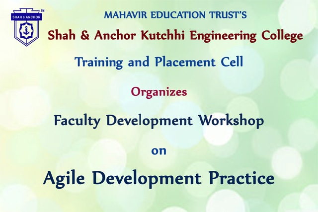 FDP on Agile Development Practice