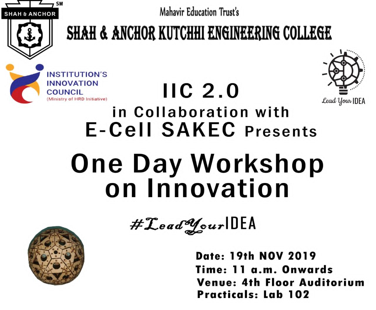 Workshop on National Innovation and Startup Policies