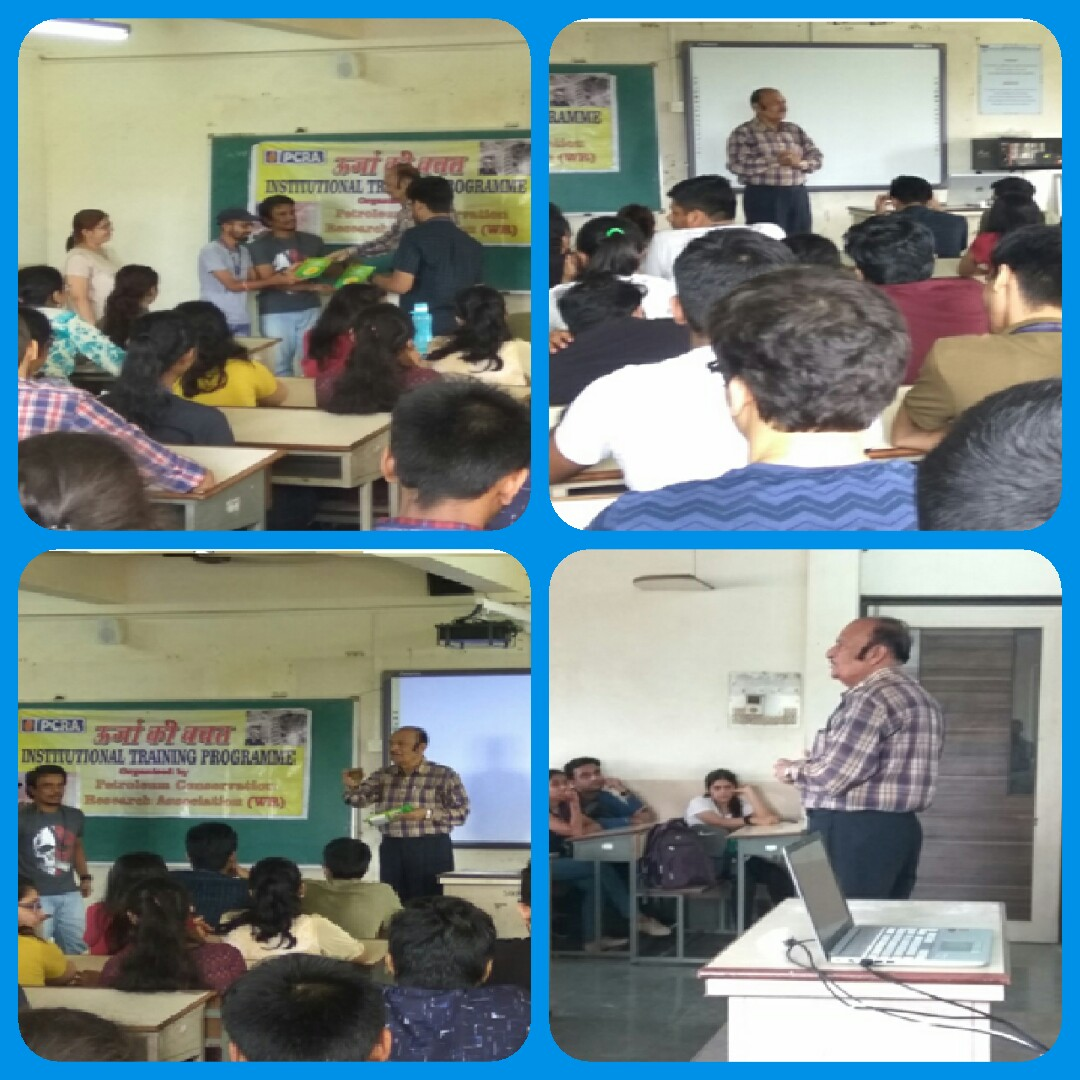 Institutional Training Program (ITP) By PCRA