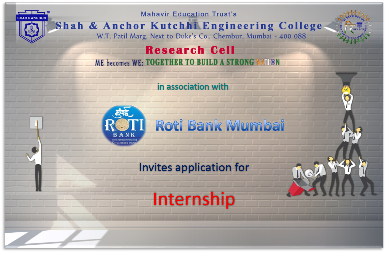 roti bank 2019 Internship