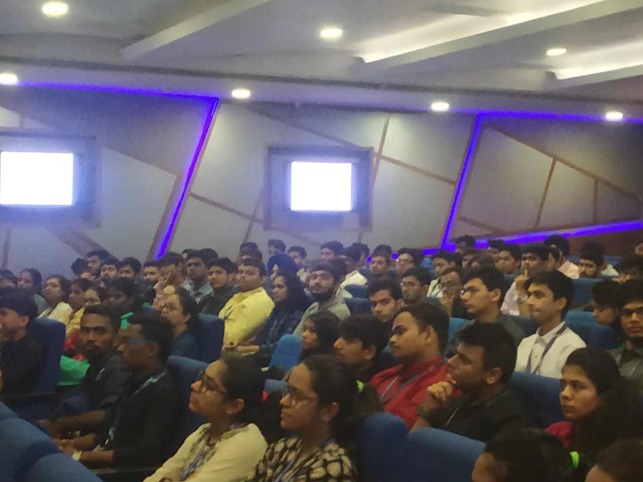 Placement Orientation Program for Batch 2020-2021