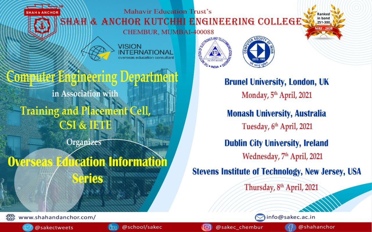 Overseas Education Information Series