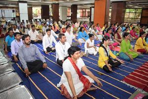 Yoga Day 2017