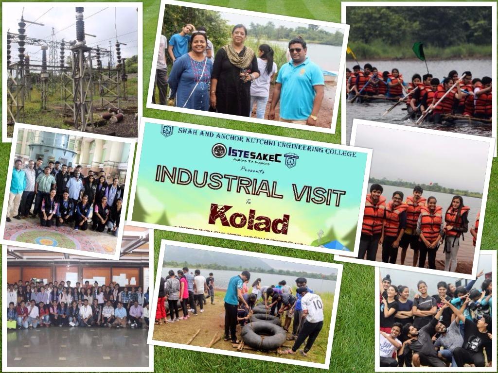 Industrial Visit to Kolad