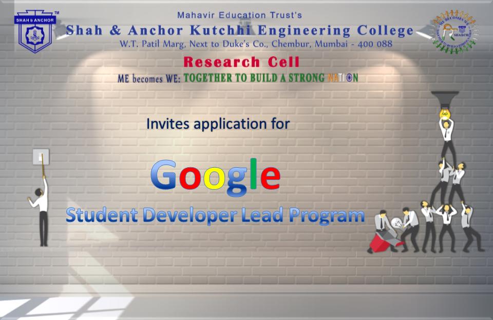 Google's Developer Student Club Lead Program