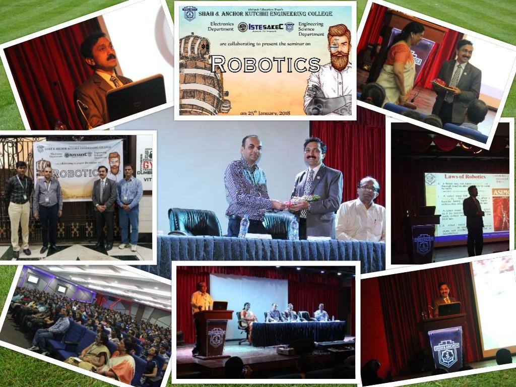 Seminar on Robotics