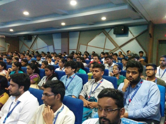 Placement Orientation for 2017 Batch